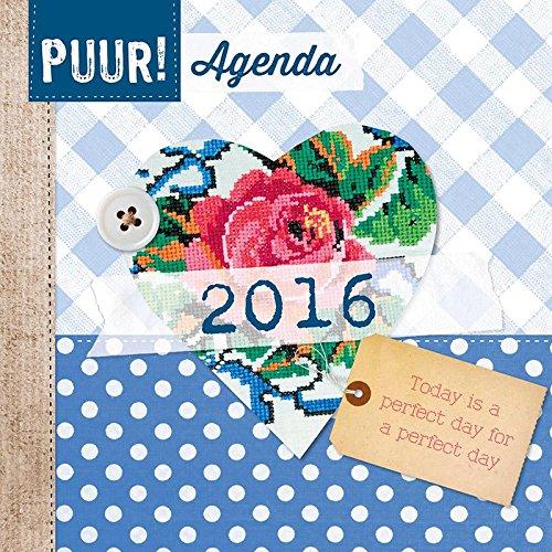 9789043524742: PUUR! Agenda 2016