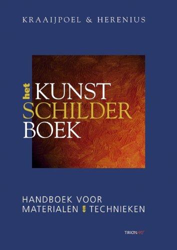 9789043911078: Het Kunstschilderboek: handboek voor materialen en technieken