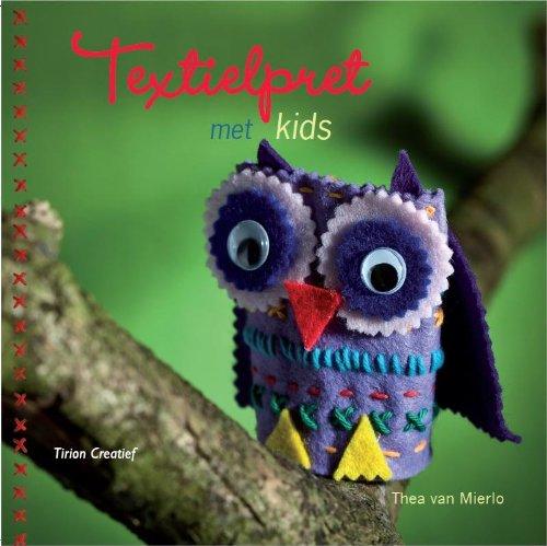9789043915281: Textielpret met kids