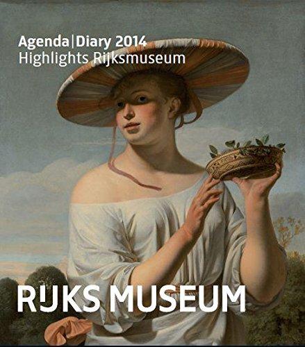 Agenda diary (2014): Rijksmuseum Amsterdam