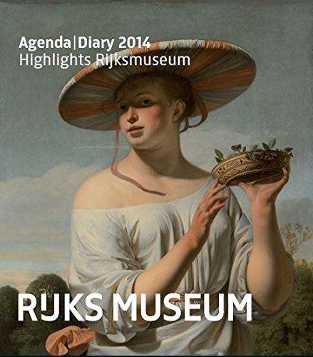 9789043915786: Highlights rijksmuseum 2014 Agenda diary