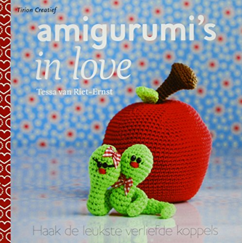 9789043917063: Amigurumi's in love: haak de leukste verliefde koppels