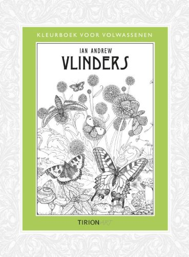 9789043917315: Vlinders: kleurboek voor volwassenen