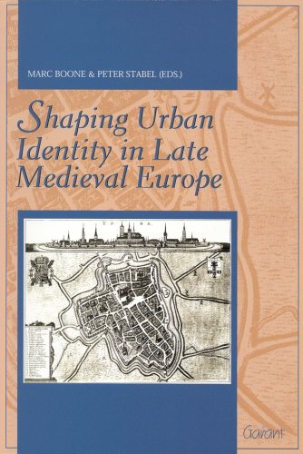 9789044110920: Shaping Urban Identity in Late Medieval Europe: English & French Languages