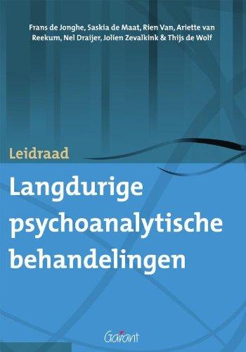 9789044126464: Langdurige psychoanalytische behandelingen: Leidraad