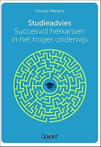 9789044133110: Studieadvies. succesvol herkansen in het hoger onderwijs