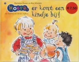 Hoera, er komt een kindje bij !: Busser, Marianne, Schr?der,