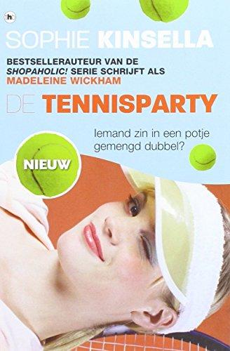 9789044339482: De tennisparty