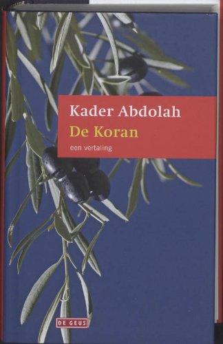9789044516425: De koran: een vertaling