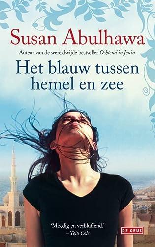 9789044537437: Het blauw tussen hemel en zee