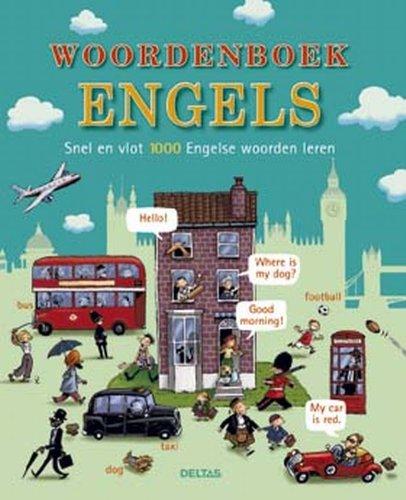 9789044707083: Woordenboek Engels: Snel en vlot 1000 Engelse woorden leren