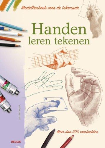 9789044733242: Handen leren tekenen: Meer dan 200 voorbeelden