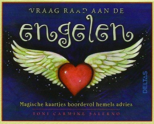 9789044735000: Vraag raad aan de engelen - Magische kaartjes boordevol hemels advies
