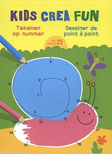 KIDS CREA FUN DESSINER DE POINT A POINT: COLLECTIF