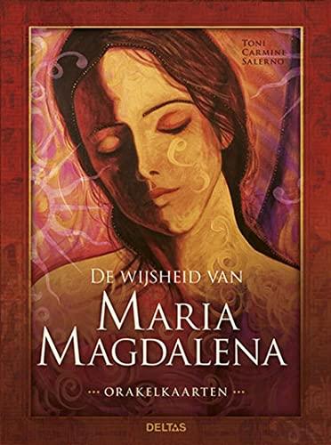9789044740516: De wijsheid van Maria Magdalena - Orakelkaarten: Vraag raad aan Maria Magdalena