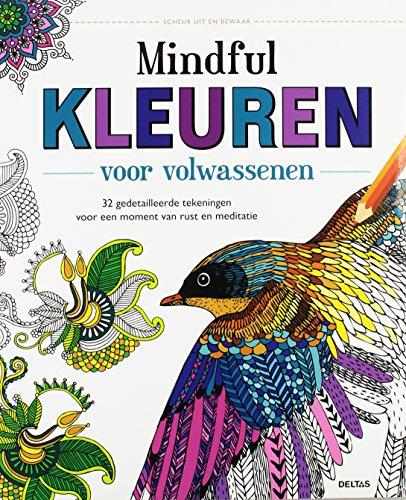 9789044741858: Mindful kleuren voor volwassenen / druk 1