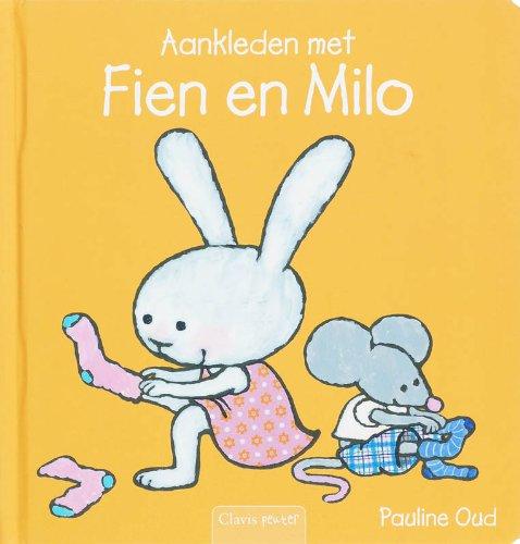 9789044807325: Aankleden met Fien en Milo