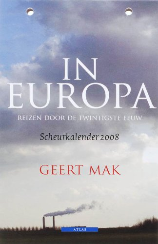 9789045003818: In Europa scheurkalender / 2008 / druk 1
