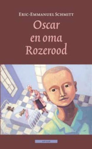 9789045016481: Oscar en oma Rozerood: moleskine-formaat