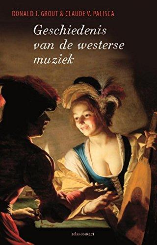9789045032610: Geschiedenis van de westerse muziek
