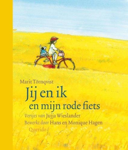 9789045111308: Jij en ik en mijn rode fiets / druk 1