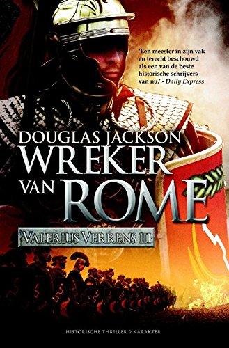 9789045209555: Wreker van Rome (Valerius Verrens)