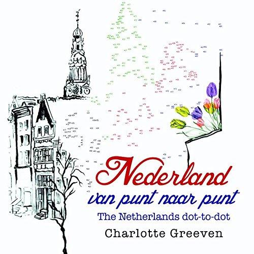 9789045211510: Nederland van punt naar punt/The Netherlands dot-to-dot