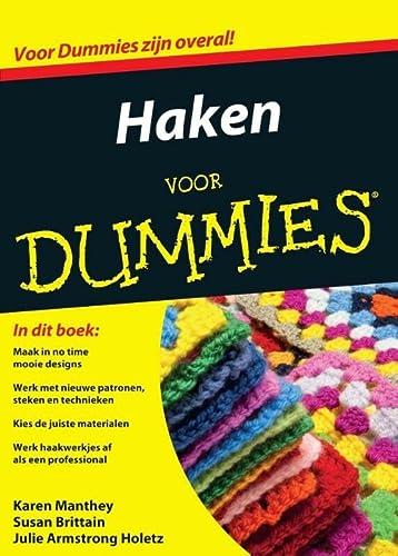 9789045350547: Haken voor dummies