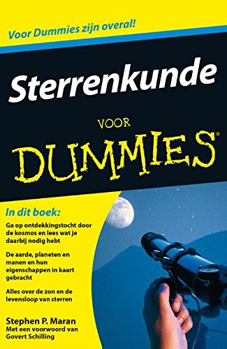 9789045351414: Sterrenkunde voor dummies