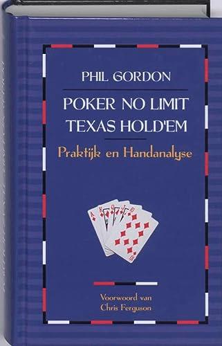 9789045644325: Poker No-Limit Texas Hold'm: praktijk en handanalyse