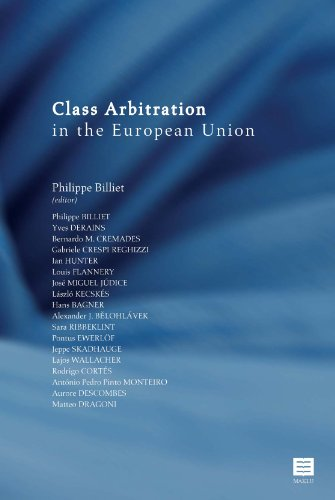 9789046604908: Class Arbitration in the European Union