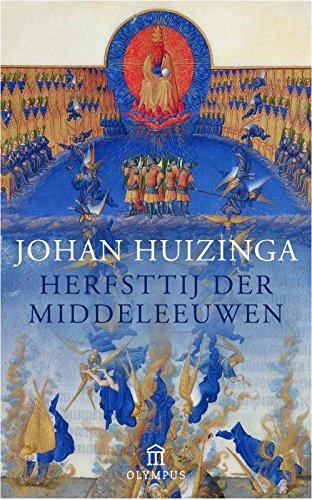 9789046703755: Herfsttij der middeleeuwen: studie over levens- en gedachtenvormen der veertiende en vijftiende eeuw in Frankrijk en de Nederlanden