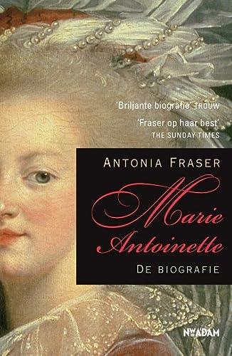 9789046813133: Marie Antoinette / druk 1: de biografie