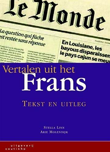 9789046902059: Vertalen uit het Frans