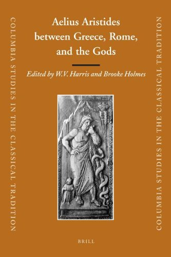 9789047425366: Aelius Aristides Between Greece, Rome, and the Gods