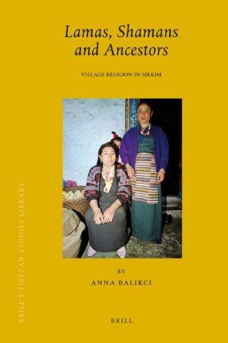 Lamas, Shamans and Ancestors: Village Religion in: Anna Balikci