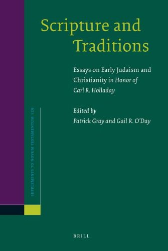 9789047442011: Scripture and Traditions: Essays on Early Judaism and Christianity in Honor of Carl R. Holladay