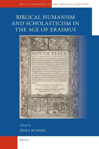 9789047442042: Biblical Humanism and Scholasticism in the Age of Erasmus