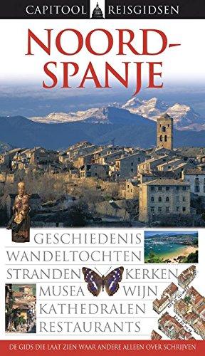 9789047501985: Capitool reisgidsen Noord-Spanje