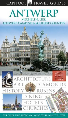 9789047511304: Antwerp (Capitool Travel guides)