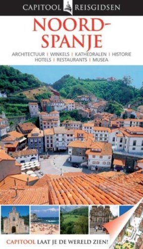 9789047518341: Capitool reisgidsen Noord-Spanje