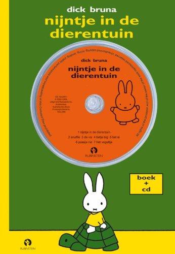 9789047606901: Nijntje in de dierentuin, Boek met CD + CD / druk 1