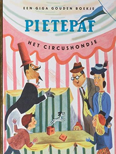 9789047614524: Pietepaf Het Circushondje