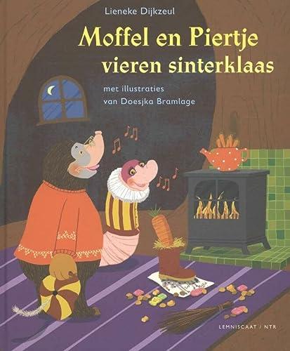 9789047705079: Moffel en Piertje vieren Sinterklaas / druk 2