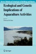 9789048100019: Ecological and Genetic Implications of Aquaculture Activities