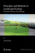 9789048102617: Principles and Methods in Landscape Ecology