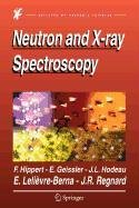9789048102648: Neutron and X-Ray Spectroscopy