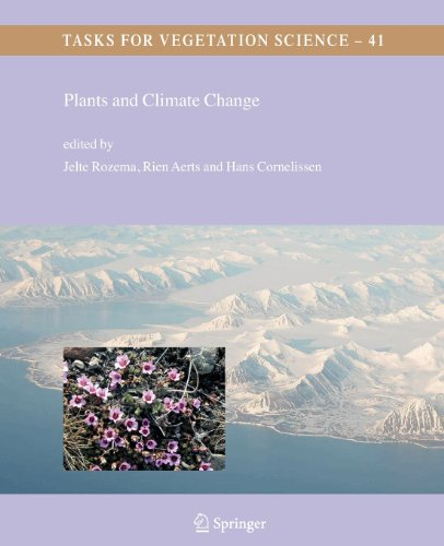 9789048107360: Plants and Climate Change