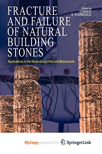 9789048109784: Fracture and Failure of Natural Building Stones
