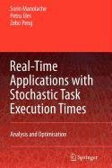 9789048111350: Real-Time Applications with Stochastic Task Execution Times